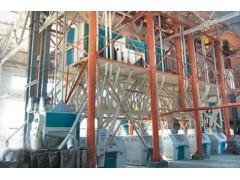 高端面粉机械 80吨高端面粉机械 高端面粉机械厂家
