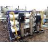 回收二手三合一饮料灌装机生产线设备