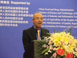 Samuel Godefroy博士 加拿大卫生部食品局前局长、加拿大拉瓦尔大学农业与食品科学学院食品科学系教授