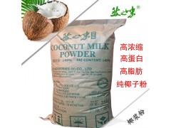 纯椰浆 椰子粉 高纯度椰粉 冲调饮料  椰粉原料 进口椰粉