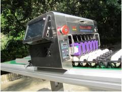鸡蛋喷码机6喷头喷码机 整盘鸡蛋喷码机