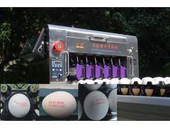 整托盘6喷头 高效率蛋品喷码宏光高速禽蛋喷码机鸡蛋咸蛋皮蛋