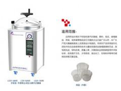申安LDZM-80KCS-II蒸汽内排高压蒸汽灭菌器