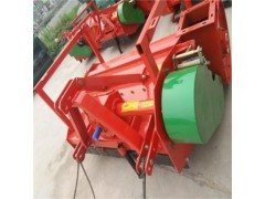 苞米秸秆青储回收机生产商 秸秆切碎收获机价格