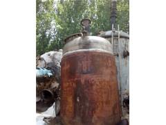出售二手10吨不锈钢反应釜,不锈钢反应釜适用于那些行业