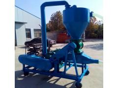 实体厂家直销吸粮机 大型农场气力输送机 轮式气力输送机