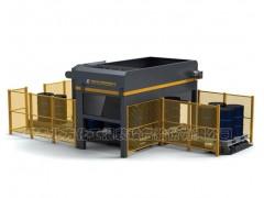 200L双桶移载式码垛机器人|移载式码垛机,码垛机