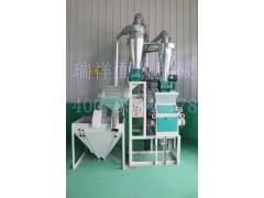 瑞祥机械供应全自动小型磨面机 小麦面粉加工设备厂家直销
