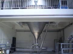 脂肟酶喷雾干燥机 脂肟酶烘干机