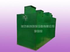 塑料清洗污水处理设备价格指导