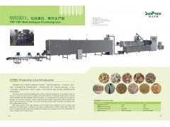 植物拉丝蛋白设备