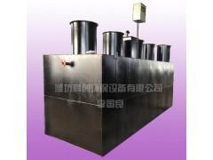 WSZ-20一体化污水深处理设备厂家供货