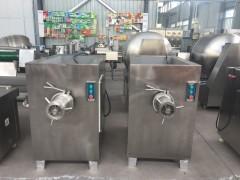 大型冻肉绞肉机  多功能电动不锈钢绞肉机 全自动碎肉机