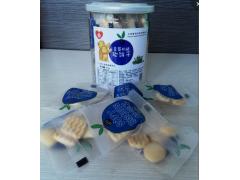 吉聚软饼干蓝莓味