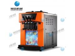 新款冰淇淋机 双色冰淇淋机 软冰淇淋机 冰淇淋成型机