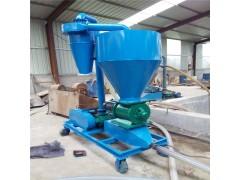 远程抽送机 环保式移动吸粮机,粮库用移动加料机