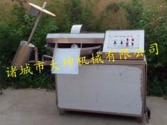 125型斩拌机 千页豆腐斩拌机价格