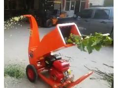 园林气动树枝粉碎机 秸秆粉碎机