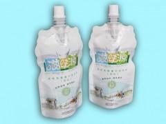120g牛奶饮料自立袋