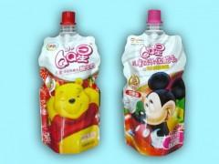 QQ星酸牛奶自立袋