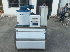 小型片冰机制冰机生产厂家,东莞博泰制冷科技有限公司