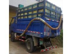 小型车载吸粮机 软管吸粮机 移动式玉米颗粒吸粮机