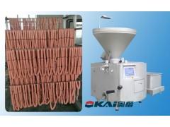 全自动香肠生产线 腊肠加工设备