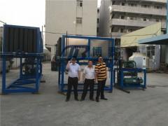 东莞博泰制冷科技15吨直冷式块冰机配置清单