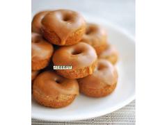 中小型甜甜圈油炸机 自动翻面自动出料甜甜圈专用油炸机 尚品牌