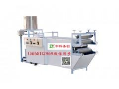 豆腐皮机山东豆腐皮生产线