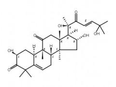 3877-86-9葫芦素D对照品CucurbitacinD