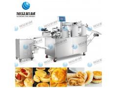玫瑰鲜花饼机  紫藤萝鲜花饼机 新款酥饼机 酥饼生产线