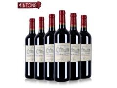法国红酒上海批发、右岸小拉菲(劳雷斯古堡)干红葡萄酒价格