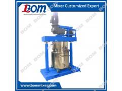 上海宝冕BMXJ生产型行星搅拌机高粘度搅拌机