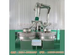 磨面机械双组石磨磨面机设备