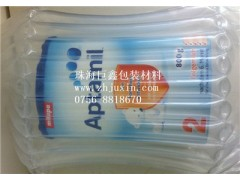 珠海气柱袋珠海缓冲充气袋红酒/奶粉/电子产品气柱袋定制厂家