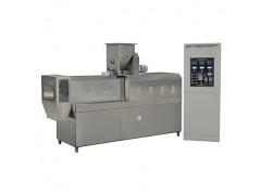 供应膨化食品加工设备 膨化机 双螺杆膨化机生产线
