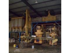 大型玉米秸秆颗粒机 高效率的造粒设备