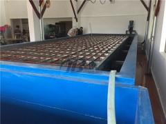 大型冰砖机投资方案,100吨大型冰砖机配比参数
