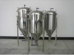 重庆低价转让二手气升式玻璃发酵罐