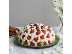 心花怒放蛋糕-幸福西饼