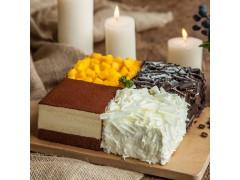 四重奏蛋糕-幸福西饼