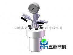 法兰式高压小型釜厂家 实验室反应釜