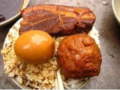 米饭把子肉培训,小吃加盟米饭把子肉做法