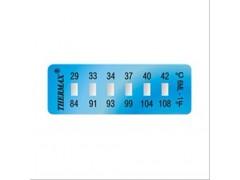 5格S型温度试纸 英国TMC温度美 热敏试纸五格S型 测温纸