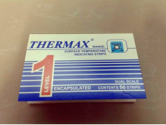 单格热敏试纸   单格160-290℃测温纸  温度试纸