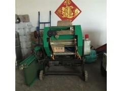 青贮饲料打捆包膜机生产厂家 牧草青贮包膜机价格