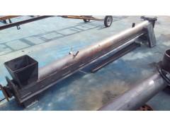 颗粒饲料螺旋提升机 垂直颗粒提升机 螺旋提升机