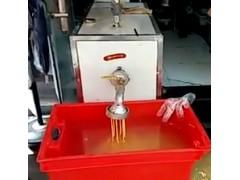 电气两用汤子面机,新型炒叉子机