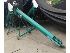不锈钢螺旋提升机 碳粉管式螺旋提升机 粮食专用提升机